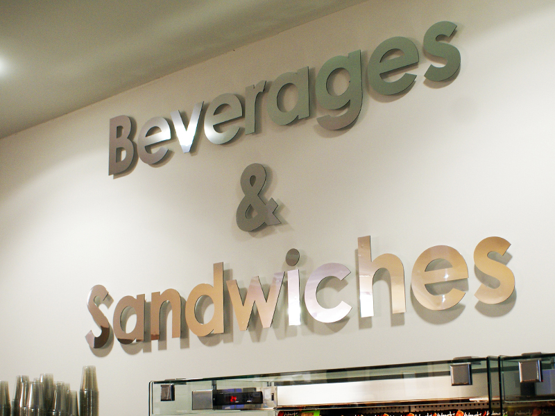 Brands, Signage and Wall Art