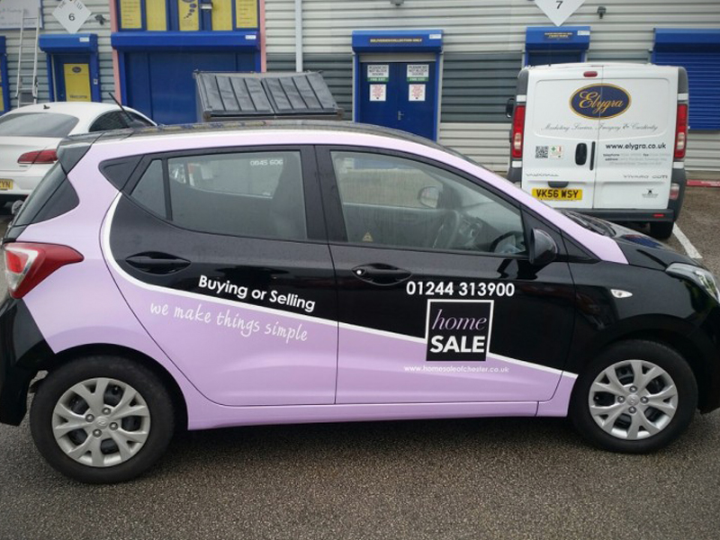 Vehicle Graphics Chester